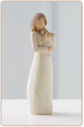 Willow Tree Figurine - Angel of mine