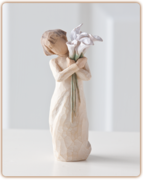 Willow Tree Figurine - Beautiful Wishes
