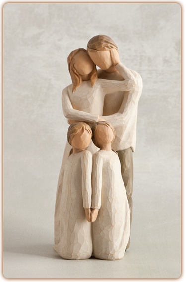 Willow Tree Figurine - Together - slideshow 1