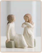 Willow Tree Figurine - Heart & soul