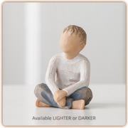 Willow Tree Figurine - Imaginitive Child