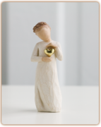 Willow Tree Figurine - Keepsake