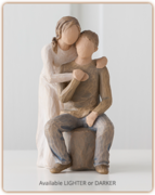 Willow Tree Figurine - You and me