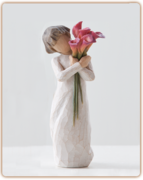 Willow Tree Figurine - Bloom