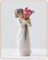 Willow Tree Figurine - Bloom - thumbnail