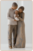 Willow Tree Figurine - We are Three