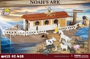 Noahs ark byggesett
