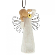 Willow Tree Ornament - Angel of wonder