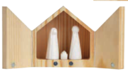 Räder Crib to go : nativity mini